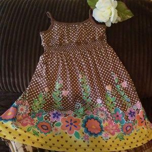 Girls summer dress size 5